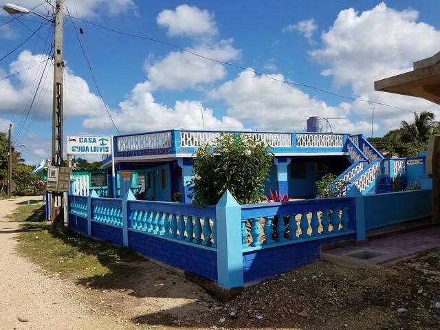 Casa Cuba Leyvis