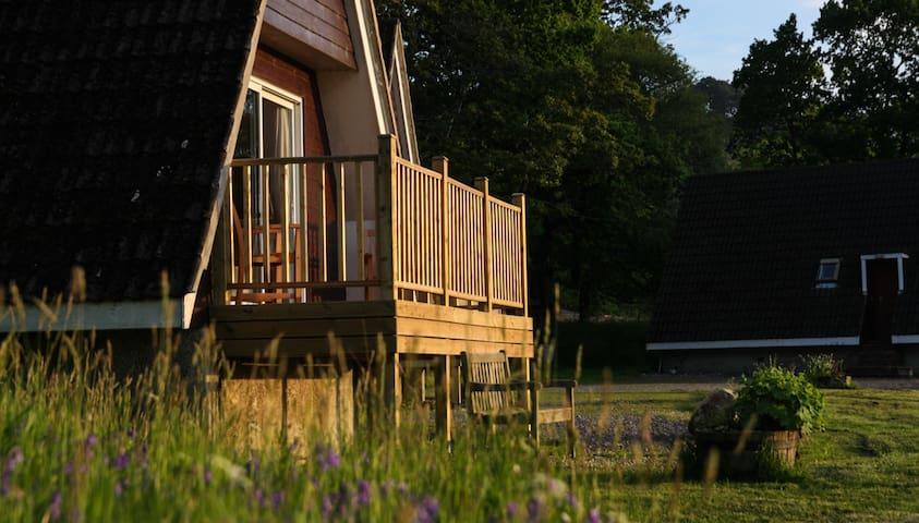 Roshven Self-Catering Chalets - Alison