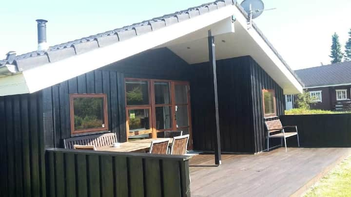 Nyt Sommerhus nær Legoland og Lalandia, Billund