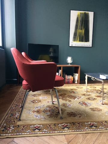 Bel appartement dans une maison de caractère - Ozillac - Appartement