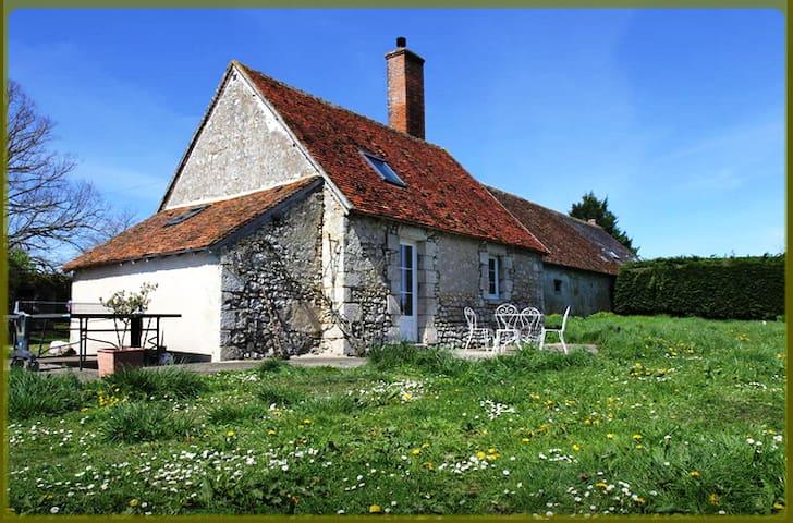 Gîte campagne châteaux de la Loire - Chitenay - Ev