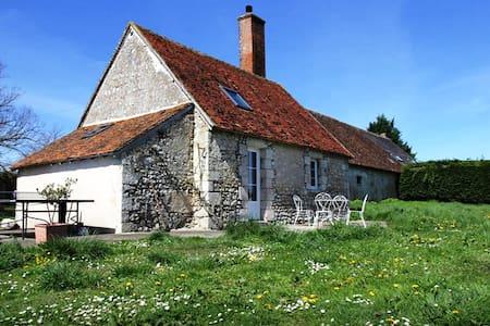 Gîte campagne châteaux de la Loire - Chitenay - Maison