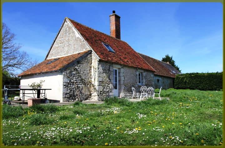 Gîte campagne châteaux de la Loire
