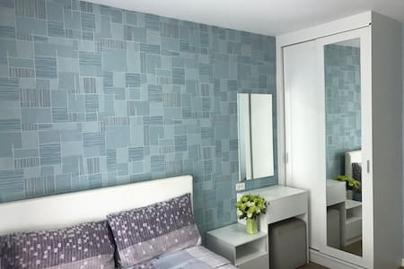 A Cozy Nice Room Near Kasetsart - Banguecoque