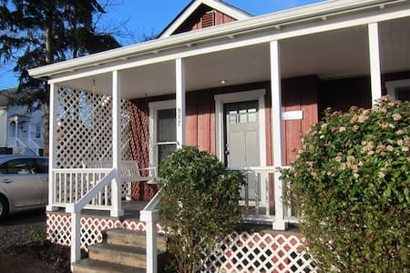 Historic Conard Cottage on Penn Cove