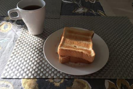营养早餐加住宿!咖啡、果汁、中国 - Monterey Park
