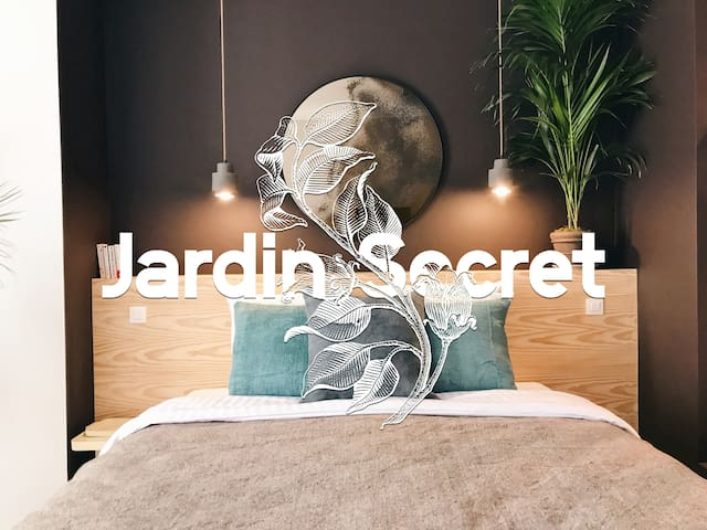 Jardin Secret Hotel (Room for 2 with Garden View)