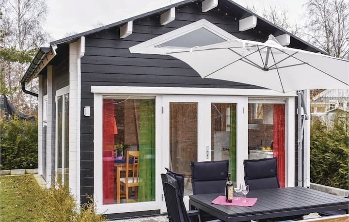 Holiday cottage with 1 bedroom on 34m² in Trelleborg