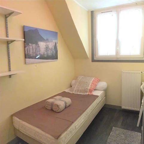 Furnished studio appartment Chambéry city center