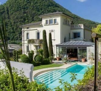 Dream of the lake - Argegno - Villa - 2