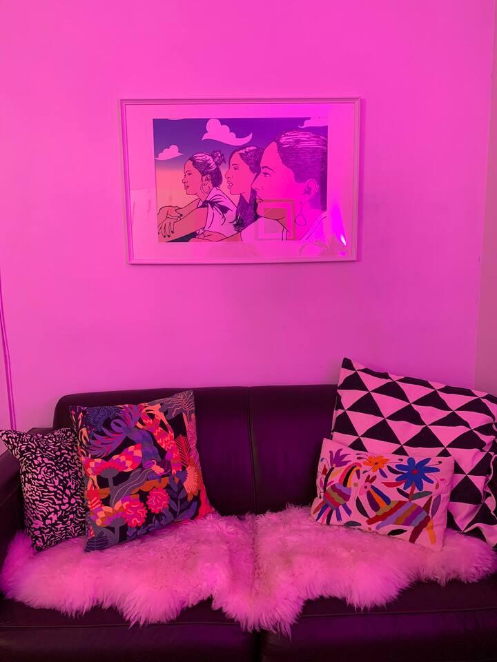Brooklyn Dreamscapes room