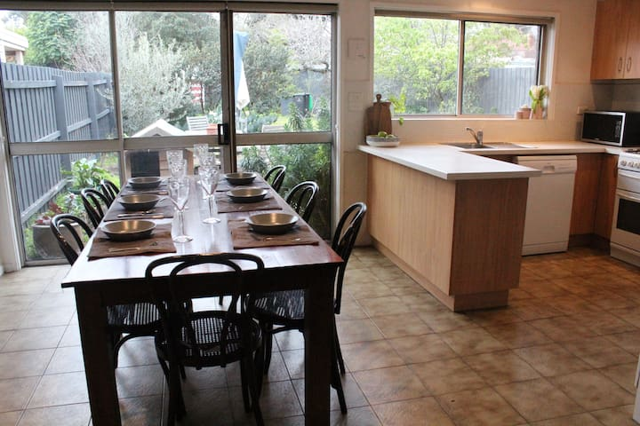 Family Home 5 kms from the CBD - Ascot Vale - Casa