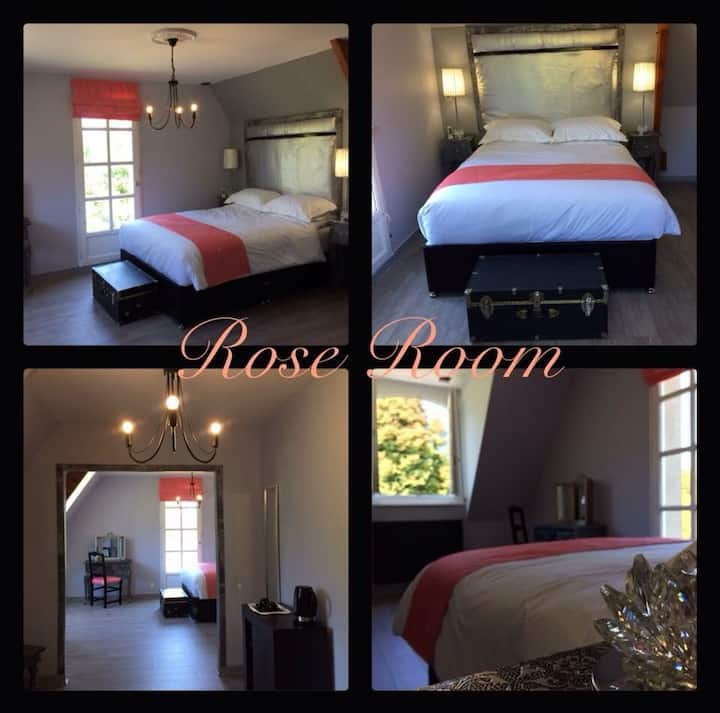 No:16 Chambres D'Hotes (Boutique Hotel) Rose Room