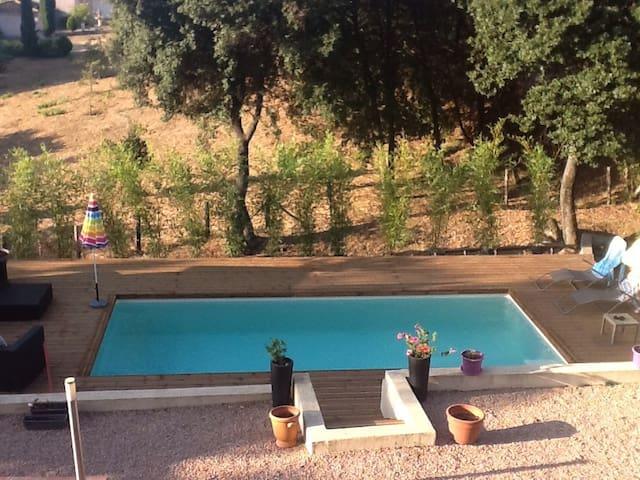 Studio climatisé proche d'Ajaccio ! - Appietto - Villa