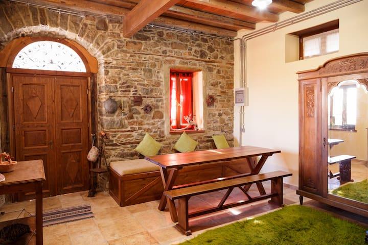 Cottage House Lasda I - Kanalia - House