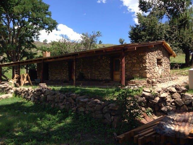 Cabaña en la sierra - El Durazno - 獨棟