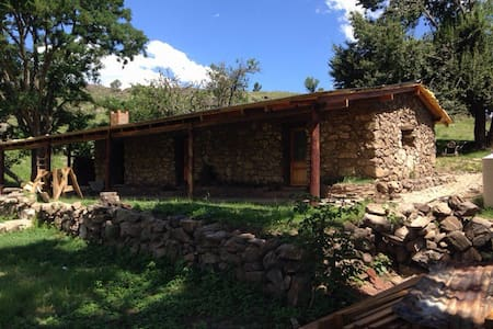 Cabaña en la sierra - Casa