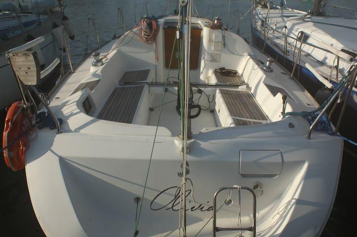Nice medium boat