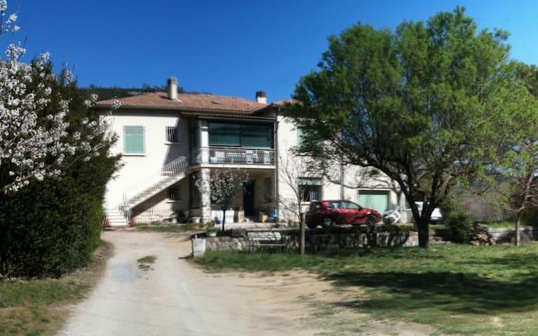 Maison de vacances de l'Annonciade - Cabasse - Villa