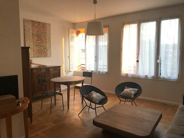 Appartment Near To Paris (Enghien Les Bains)