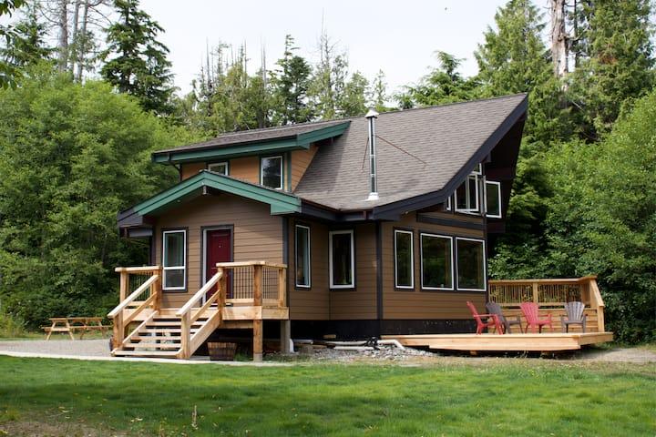 Wilderness Cove Retreat