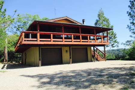 Feather Falls Lake Oroville Cabin - Oroville