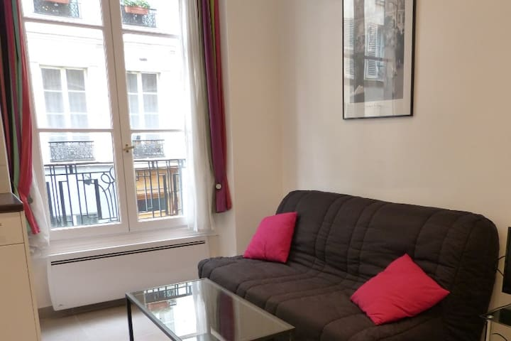 Cosy flat in Marais Paris Centre