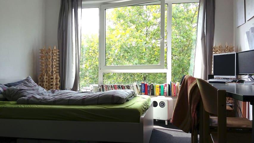 großes Zimmer in Lindenthal - MODERN & ZENTRAL - Köln - Apartment