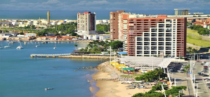 Suite Seaflats 1103 - Iate Plaza Hotel**** vue mer