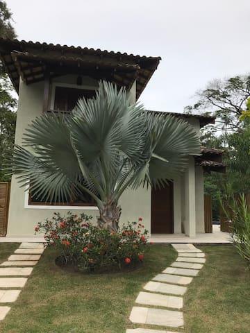 Casa encanto da natureza