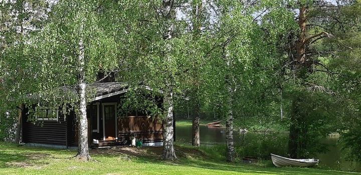 Jokela's school summer cottage