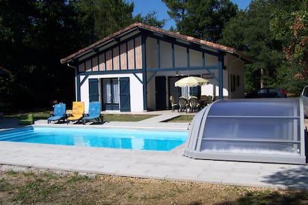 Maison 8 personnes SPA + piscine privative