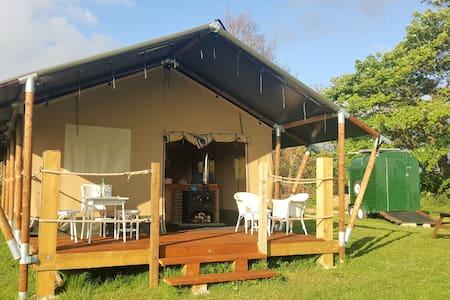 Rosevidney Glamping - Crowlas - Tent