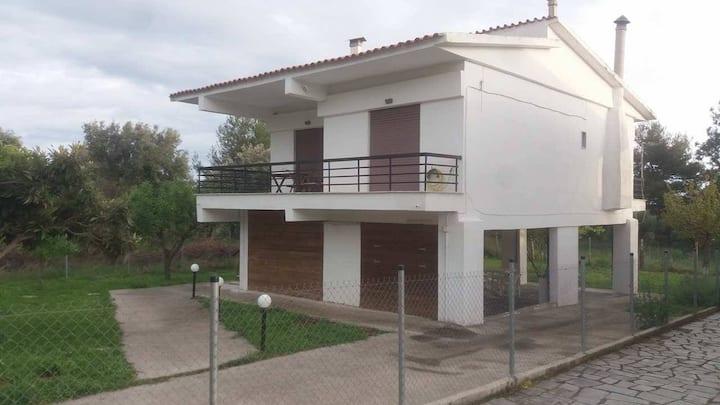 Antheia's House