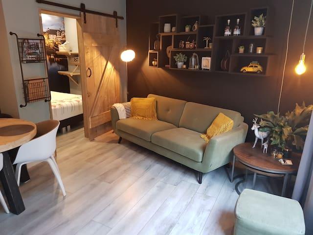 """Gezellig & stoer appartement """"De Oliekan"""" M"""