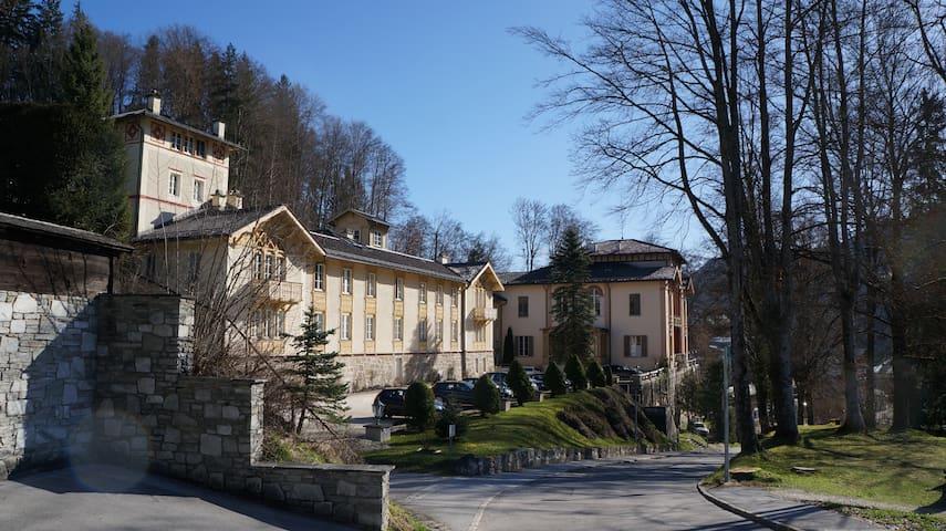 Ferienappartment Berchtesgaden Königliche Villa