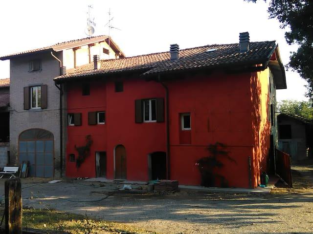 La casa contadina - Reggio Emilia - Talo