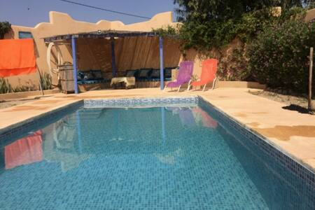 superbe villa typiquement Marocaine