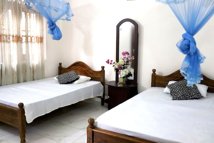 DB Villa and Hostel-Twin Double Room(No Balcony)