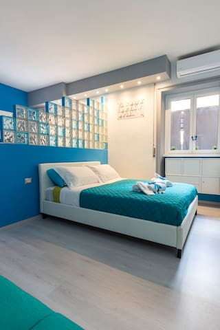 BLUE ... BUTTERFLY house holiday.. - Rome - Apartmen