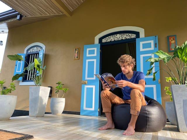 Olu Villa, Galle -Tropical Village Life