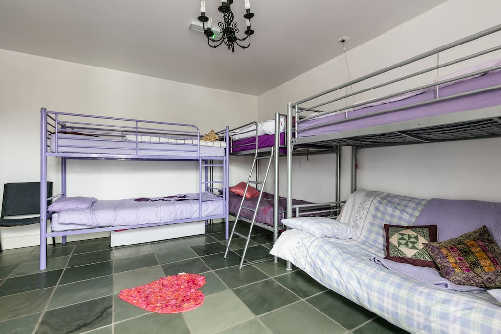 Room 2 - sleeps 6 - disabled access