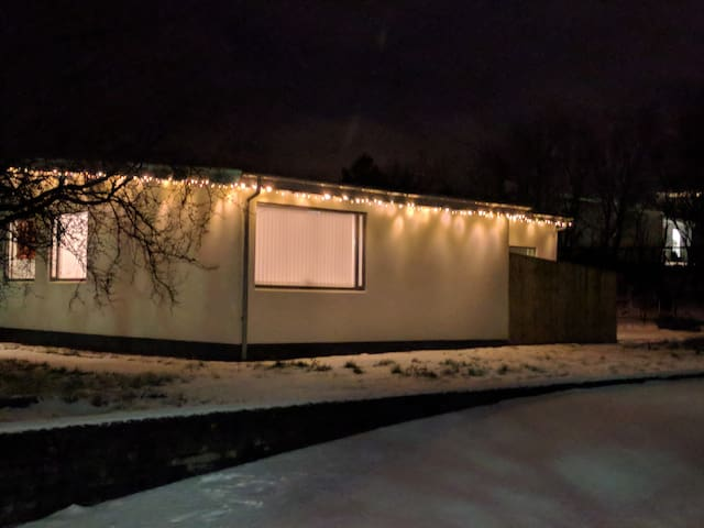 Christmas 2017 - Cozy family home in Mosfellsbær.