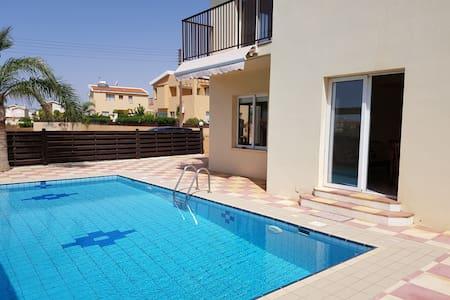 SeaBreeze Villa with Private Pool - アギアナパ - 別荘