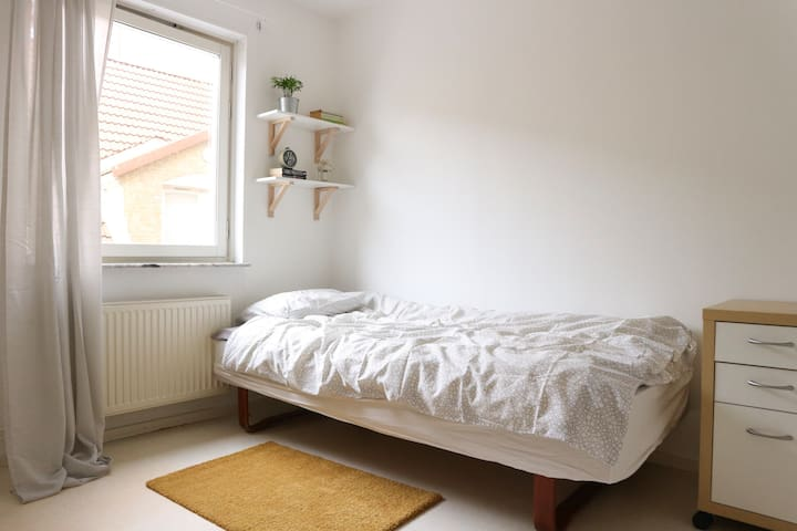 Lovely single room in the center of Malmö