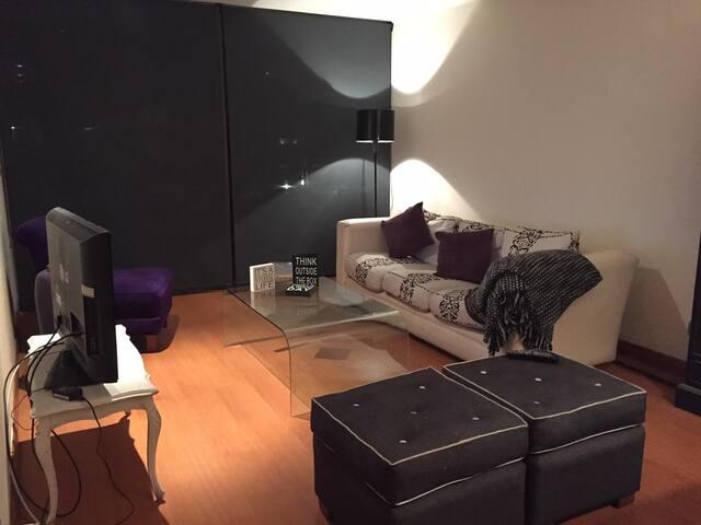 Habitación con baño privado - Las Condes - Apartamento
