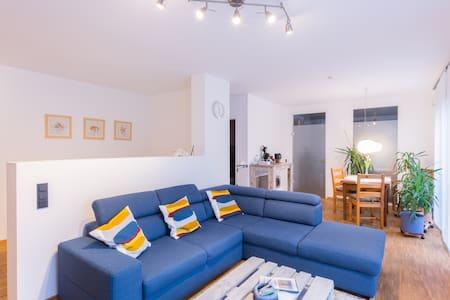 1-Zimmer Apartment nahe Frankfurt