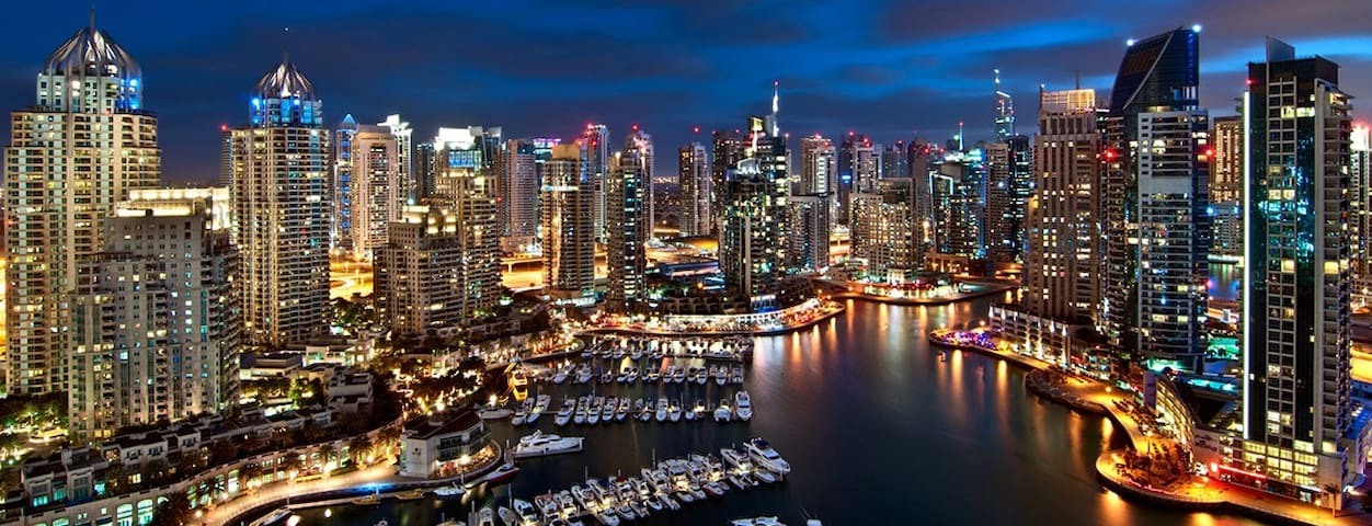 Great apartment close to Marina walk,Mall & beach. - Dubai - Appartement