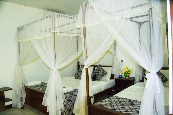 Sigiriya RockGate Resort(Triple Room)