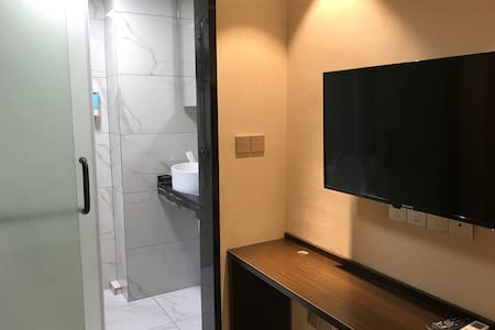 武汉火车站经济单人间